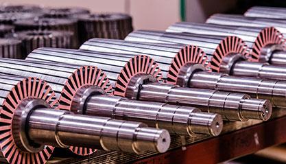 Motori per forni a convezione